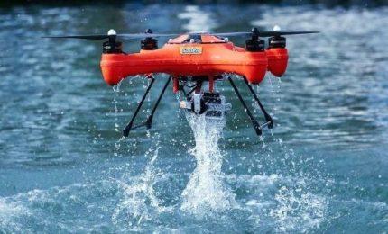 Contro gli squali in Australia arrivano i droni sentinella