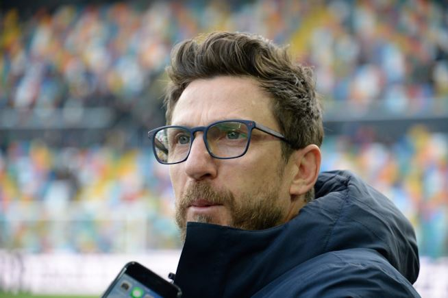 "Di Francesco: ""Superare la delusione di Barcellona"""
