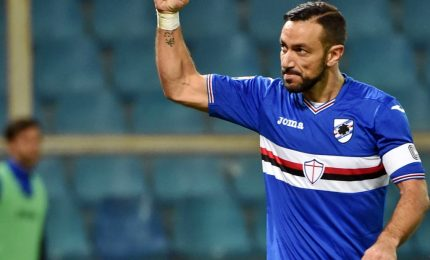 Poker Samp all'Udinese, Quagliarella da record