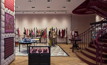 Gucci, il quarto negozio nel Design District di Miami
