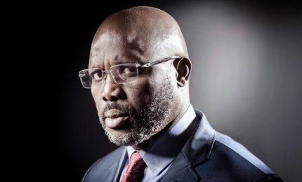 Liberia, George Weah presidente: dal campo di calcio alla politica