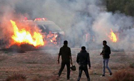 Due morti in attacchi aerei israeliani contro Gaza