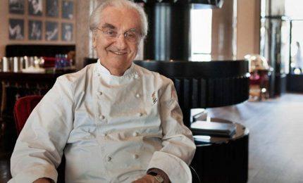 Morto Gualtiero Marchesi, lo chef italiano più famoso al momdo