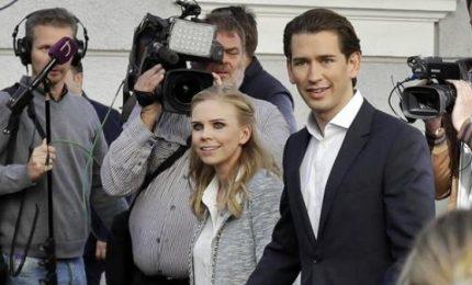 Austria, governo in mano all'estrema destra. Nessun referendum sull'Ue