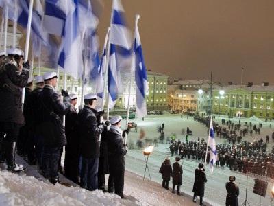 La Finlandia celebra i 100 della sua indipendenza