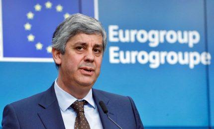 Nuovo presidente Eurogruppo è il portoghese Centeno