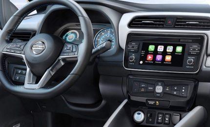 L'auto 100% elettrica, in primavera arriva la nuova Nissan Leaf