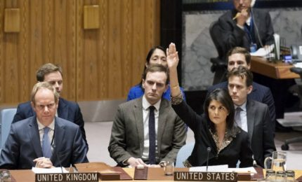 Gerusalemme capitale, tensioni all'Onu sulla scelta di Trump