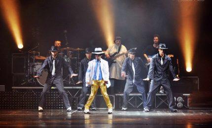 Milano, in scena 'Michael Jackson Live Tribute Show'