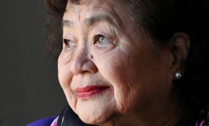 Campagna internazionale abolizione armi nucleari, sopravvissuta a Hiroshima ha ritirato Nobel per la Pace