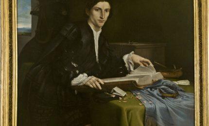 """""""Lorenzo Lotto dialoga con Giacomo Leopardi"""", due anime inquiete e di grande sensibilità"""