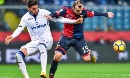 Colpo esterno dell'Atalanta, Genoa battuto 2-1