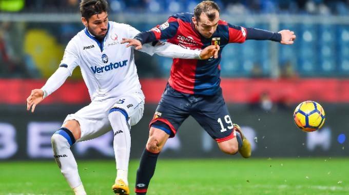 L'Atalanta torna alla vittoria in trasferta, 2-1 al Genoa