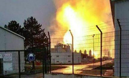 Austria, esplosione a un terminal gas: 1 morto e 18 feriti