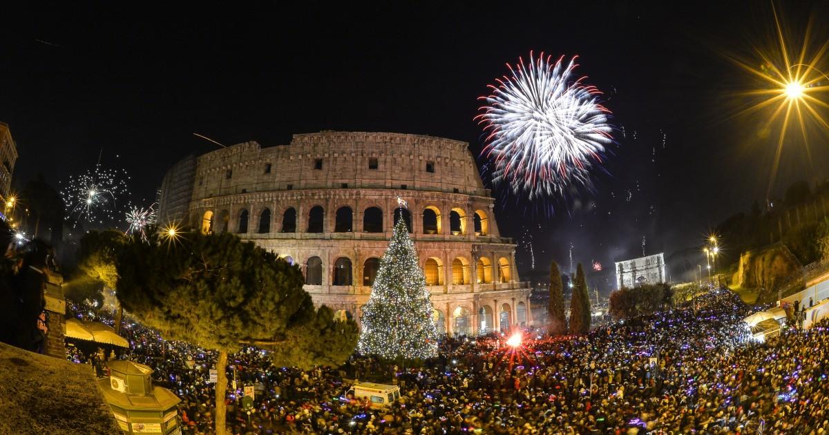 Roma, parata di Capodanno e concerti nelle Chiese della Capitale