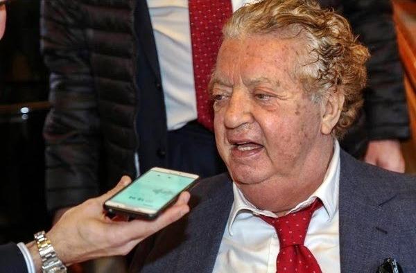 Vittorio Cecchi Gori ricoverato: ischemia e problemi cardiaci