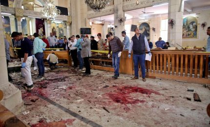 Attacco a chiesa copta in Egitto, bilancio salito a 10 morti