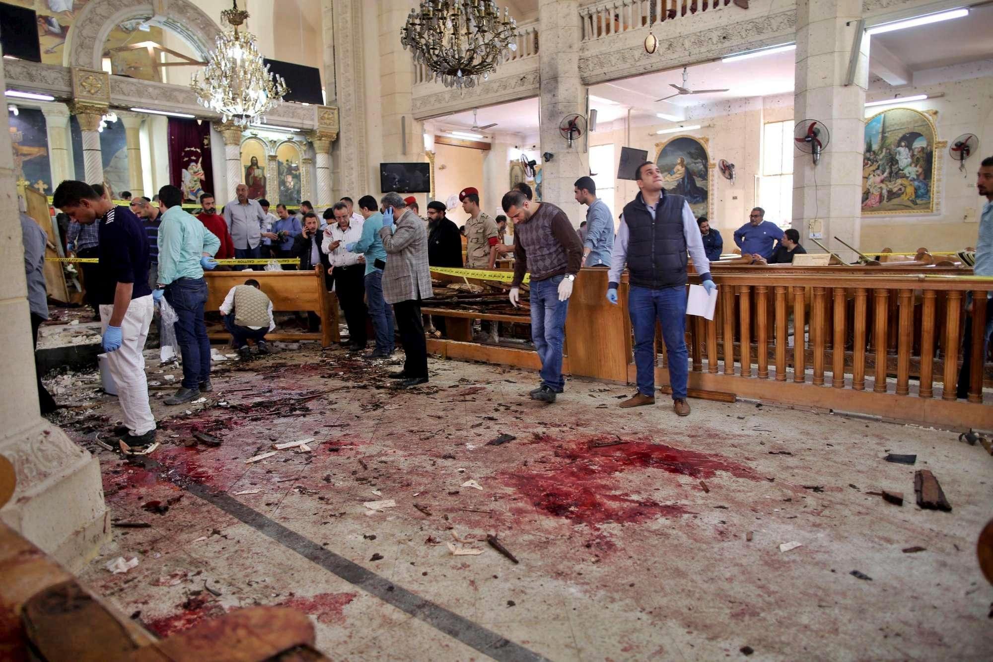 Attacco a una chiesa copta in Egitto: almeno 5 morti