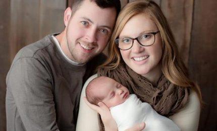 È nata Emma grazie a un embrione congelato 24 anni prima