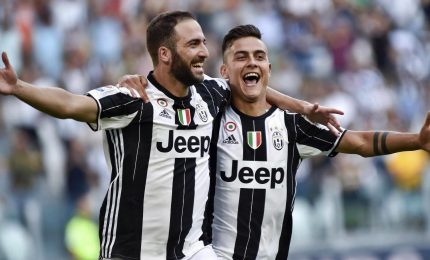Coppa Italia, Juve-Genoa 2-0: decidono Dybala e Higuain