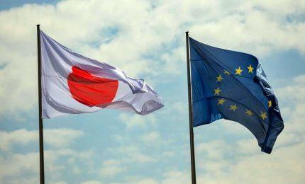 Libero scambio Europa-Giappone, siglato accordo