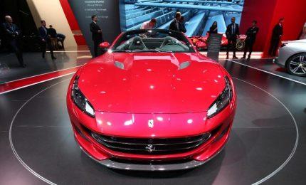 Motor Show 2017, al via rombo motori. Star la Ferrari