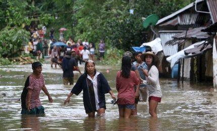 Tempesta tropicale nelle Filippine, oltre 130 morti