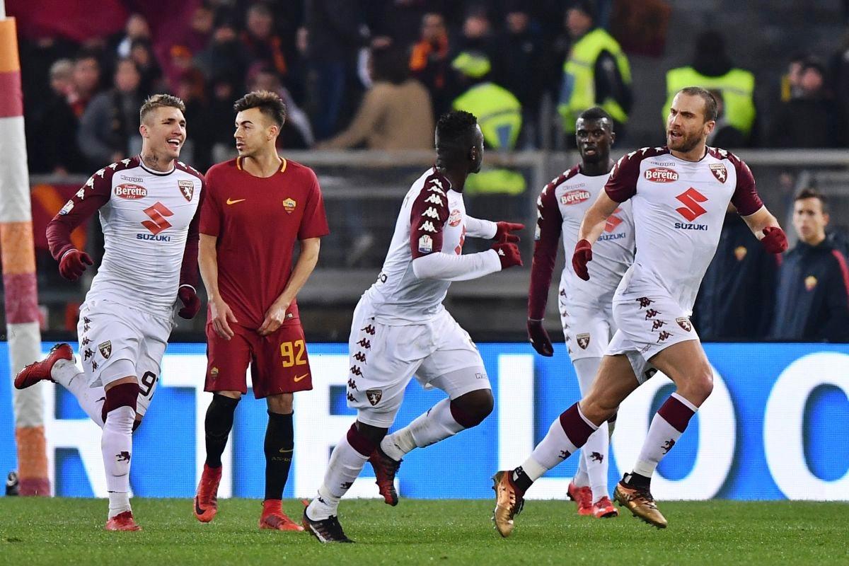 Coppa Italia: impresa Torino, Roma eliminata