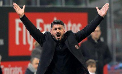 Coppa Italia: Milan-Inter 1-0, Cutrone porta i rossoneri in semifinale