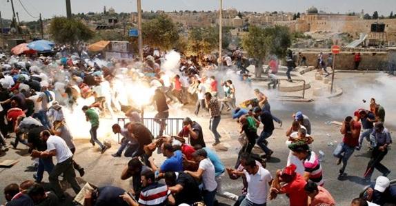 Gerusalemme capitale, violente proteste contro Trump e Israele