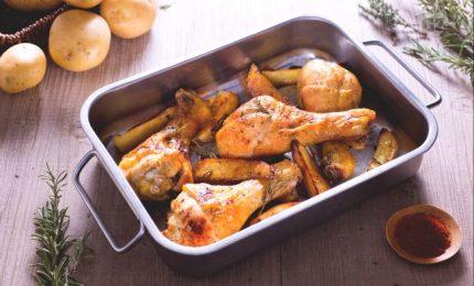 Pollo con yogurt e limone, gustosissimo e veloce da preparare!