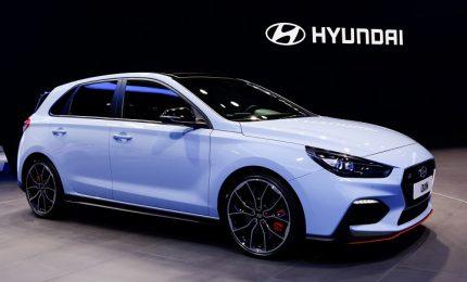 Hyundai al Motorshow con la supersportiva i30N, parente i20 Wrc