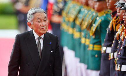 Giappone in festa, l'imperatore compie 84 anni