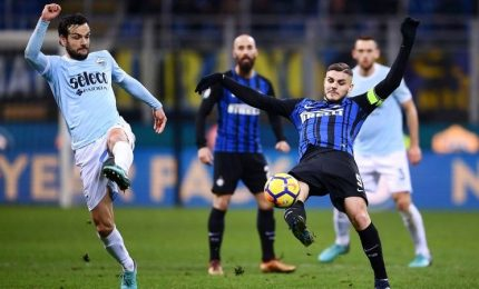 Frena l'Inter, a San Siro è solo 0-0 contro la Lazio