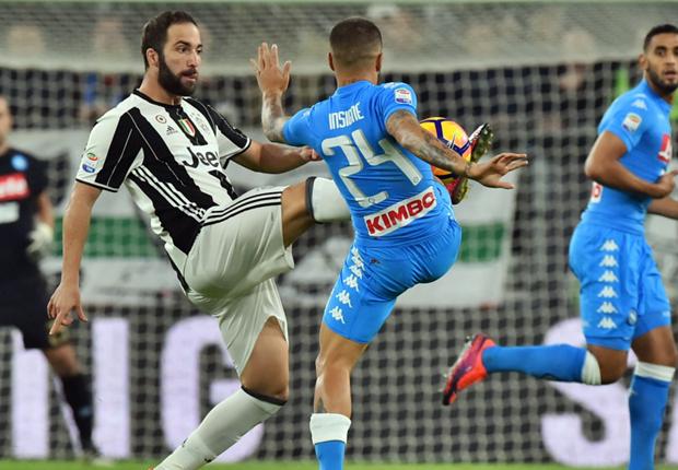 Il gol dell'ex gela il San Paolo, Napoli-Juventus 0-1