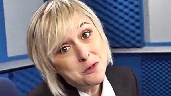 Nadia Toffa su Fb: ho preso una bella botta, ma tengo duro