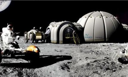 La Nasa a caccia d'idee per vivere sulla Luna con risorse locali