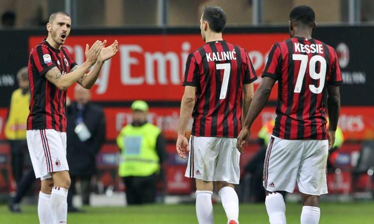 Il Milan travolge 3-0 l'Hellas Verona