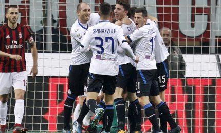 Milan-Atalanta 0-2, Gattuso crolla in casa tra i fischi