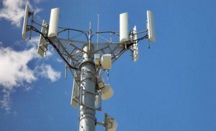 In funzione prima antenna 5G d'Italia