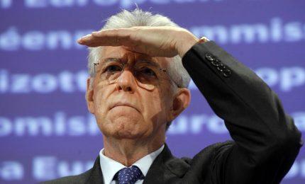 """Monti: """"Niente soldi alle banche, l'Italia rischiava il crac"""""""