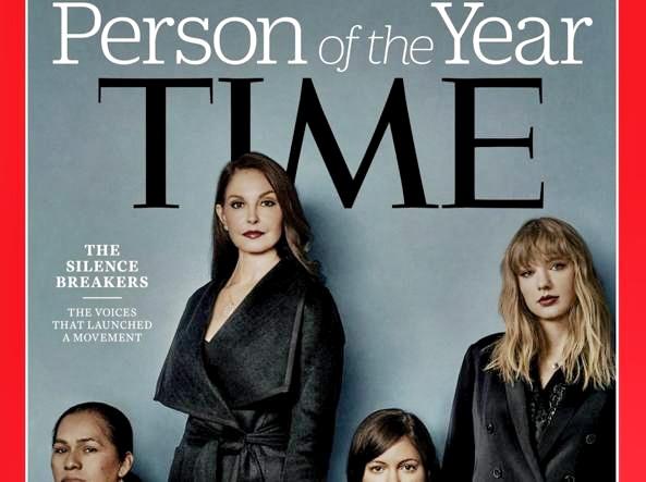 Persona dell'anno: Time sceglie donne che hanno denunciato abusi