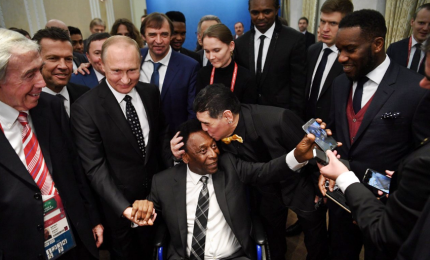 Sorteggiati a Mosca gironi e calendario, tutti gli incontri. Dopo 60 anni, l'Italia grande assente