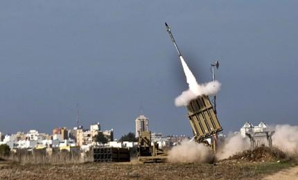 Tre razzi palestinesi contro Israele. Iron Dome ne intercetta due