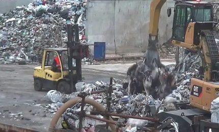 Regione Lazio, ok a conferimento rifiuti di Roma in Puglia