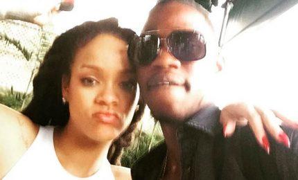 Lutto per Rihanna, il cugino ucciso in una sparatoria alle Barbados