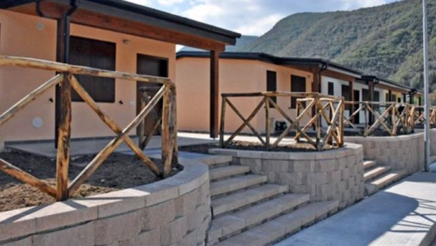 Sisma Centro Italia, consegnate 78 casette nelle Marche