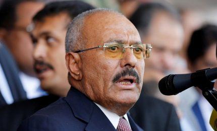 Yemen, ucciso l'ex presidente Saleh, un video mostra il cadavere
