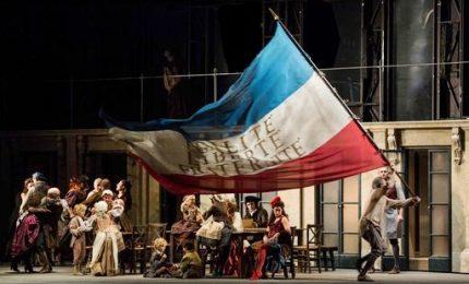 Prima della Scala, grande successo per Chénier di Giordano
