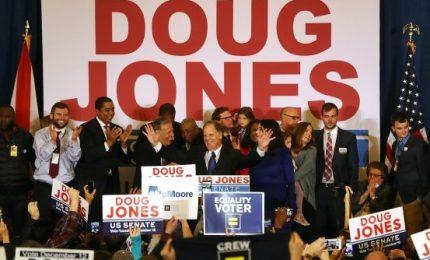 Senato: seggio al democratico Jones, schiaffo a Trump